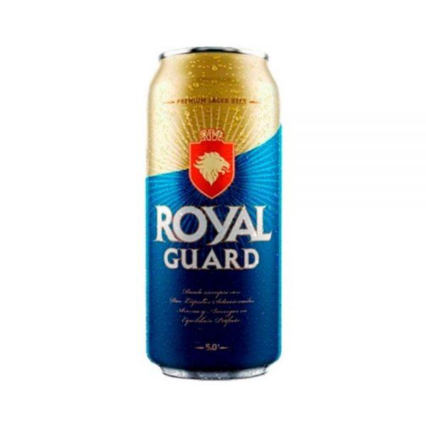 cerveza royal lata
