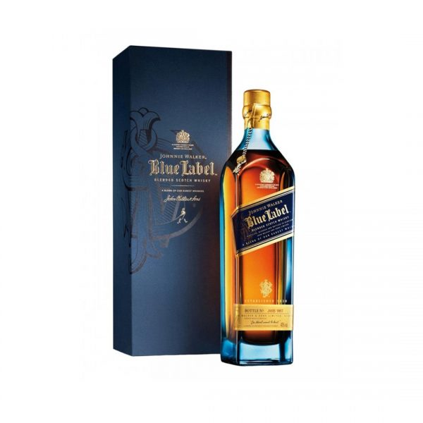 WHISKY J. WALKER E. AZUL