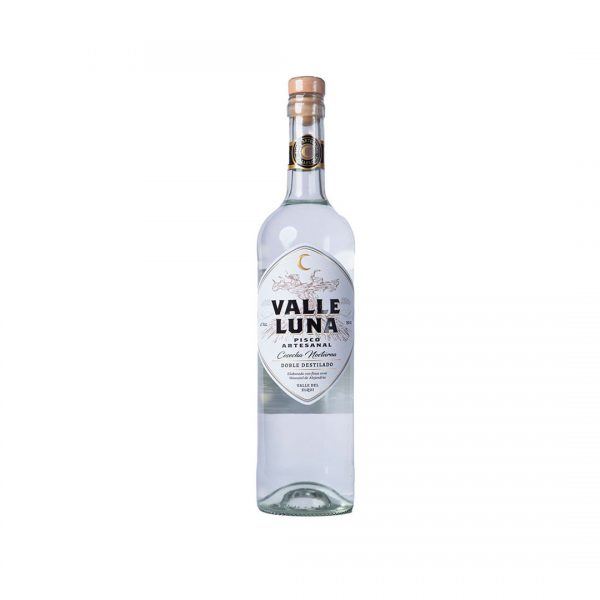 pisco valle luna